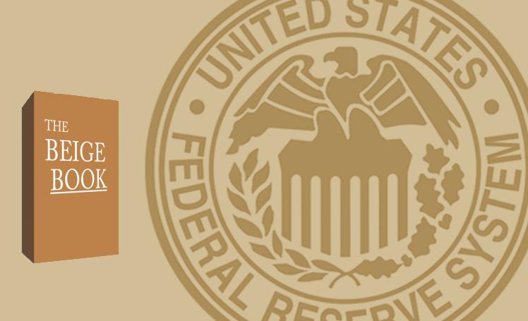 Beige Book The Fed : Ekonomi & Inflasi Dalam Laju yang Lumayan