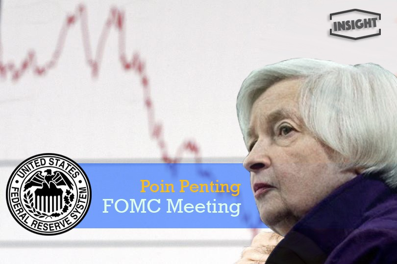 Berikut Poin-Poin Penting FOMC Meeting  The Fed