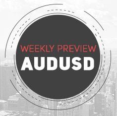 Weekly AUDUSD 9 -13 April 2018