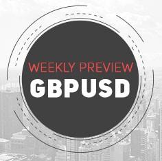 Weekly GBPUSD 9 - 13 April 2018