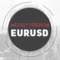 Weekly EURUSD 09 - 13 Juli 2018