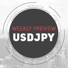 Weekly USDJPY 09 - 13 Juli 2018