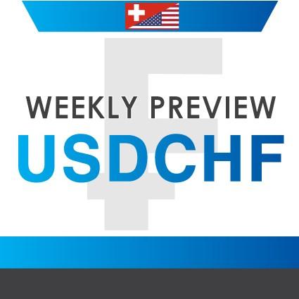Weekly USD/CHF 18 – 22 Februari 2019
