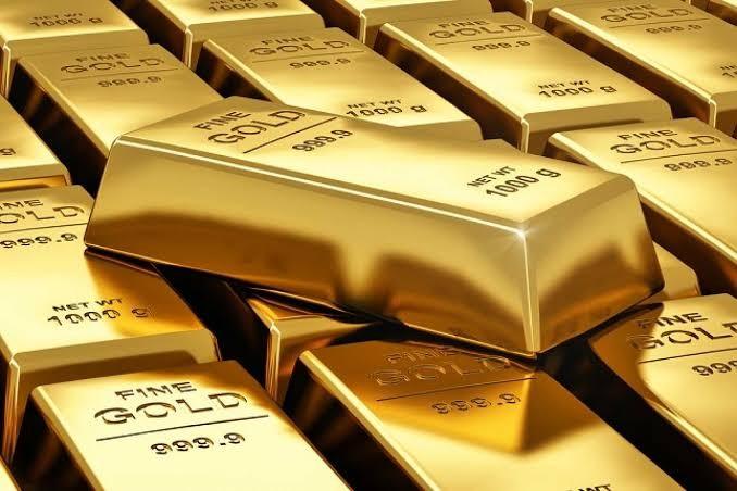 Gold Under preasure