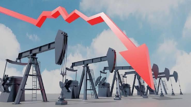 Harga minyak dunia kembali terkoreksi