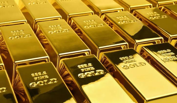 Hasil rilis PDB China kembali membuat harga emas bertahan