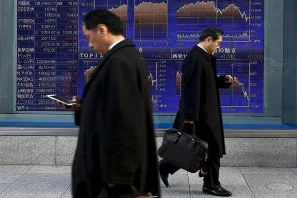 Ketidakpastian stimulus AS membatasi kenaikan bursa Asia