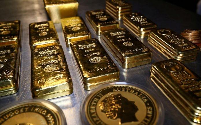 Analisa XAU/USD Hari Ini; Emas Bergerak Di Kisaran MA 200, Pasar Menunggu Besaran Paket Stimulus Federal Reserve