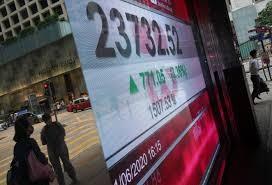Bursa Asia Menanti Rilis Data China