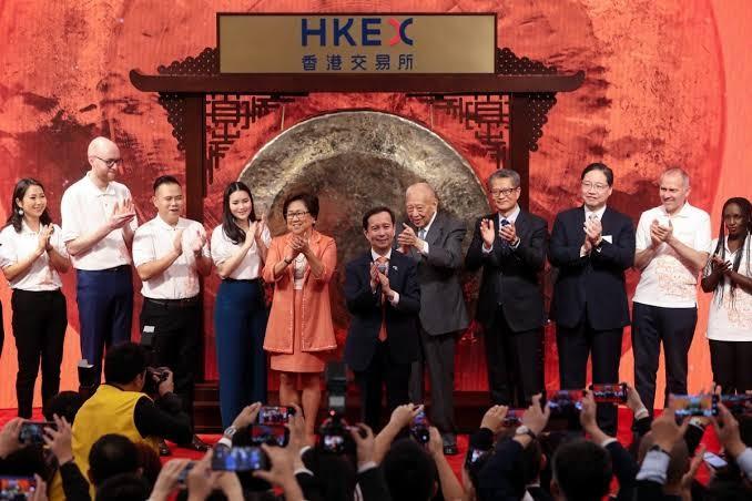 Bursa Saham China Unggul Dalam Perdagangan Di Asia