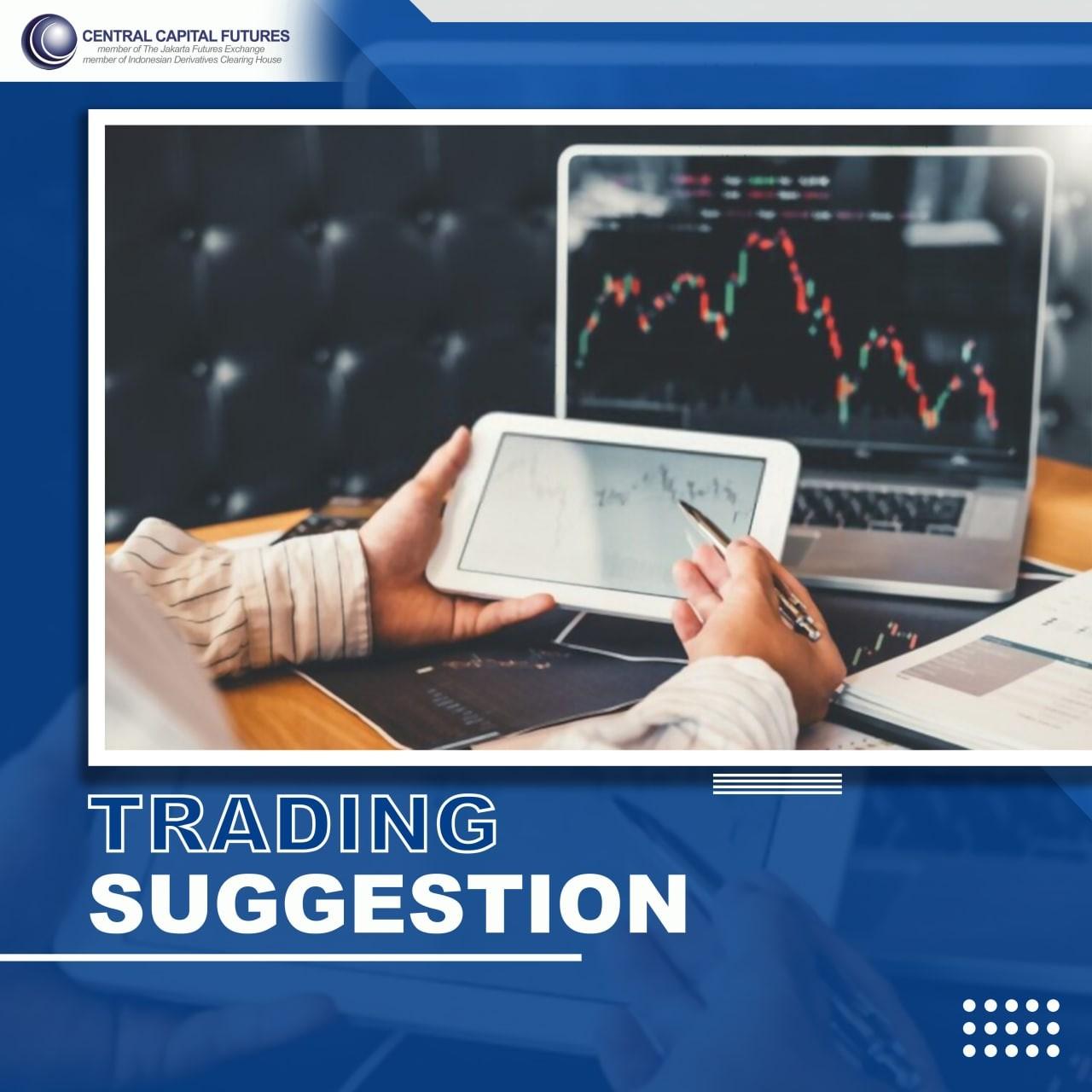 Trading Suggestion 22 Juli 2021