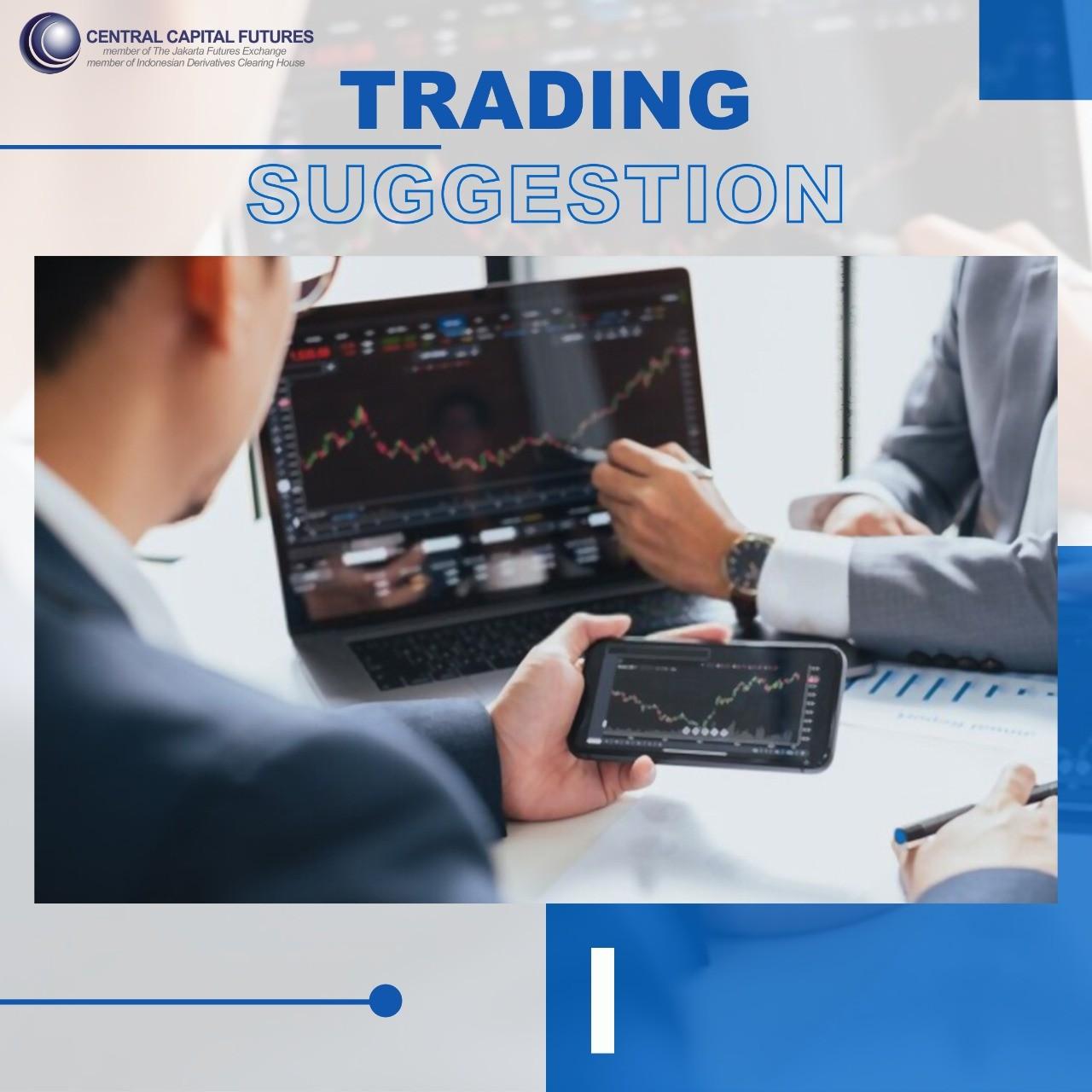 Trading Suggestion 23 Juli 2021