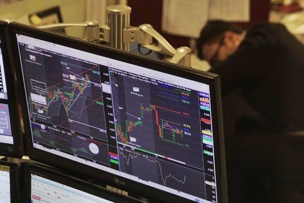 Bursa Eropa Menerima Serah Terima Yang Positif Dari Asia