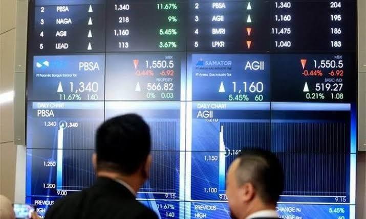 Bursa Asia Bergerak Anomali Di Awal Perdagangan