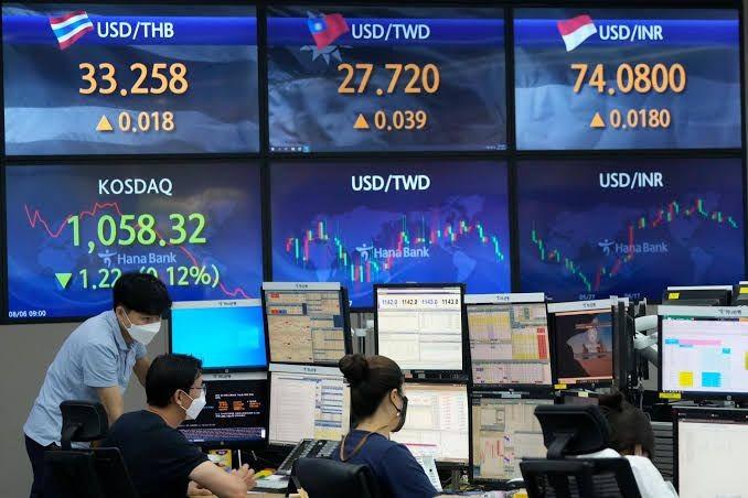 Bursa asia kembali rebound selasa pagi ini