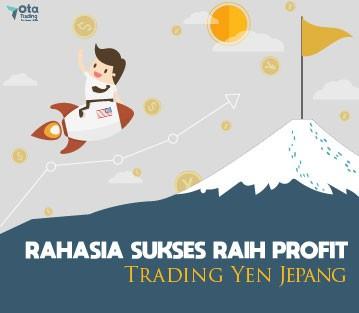 Rahasia sukses trading yen jepang