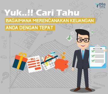 Yuk..!! Cari Tahu Bagaimana cara merencanakan keuangan yang baik