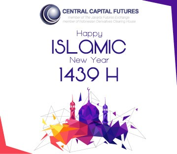 Happy New Islamic Year - 1439 H